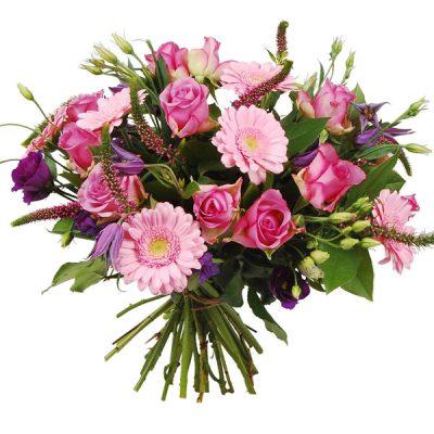 boeket-roze
